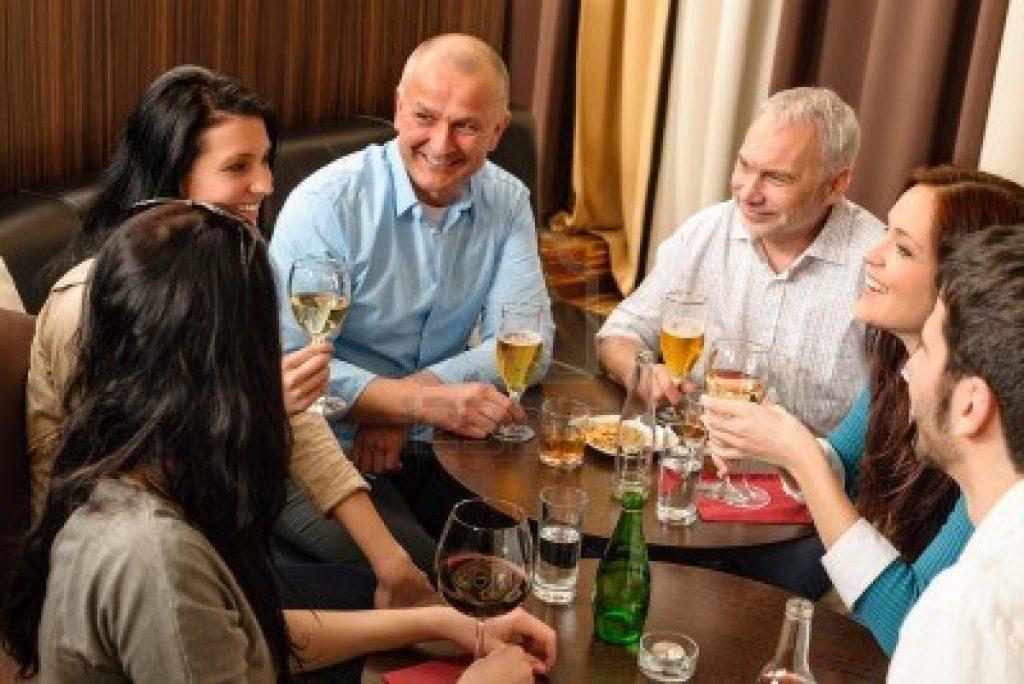 خوش مشربی هنگام بحث در مورد کتاب