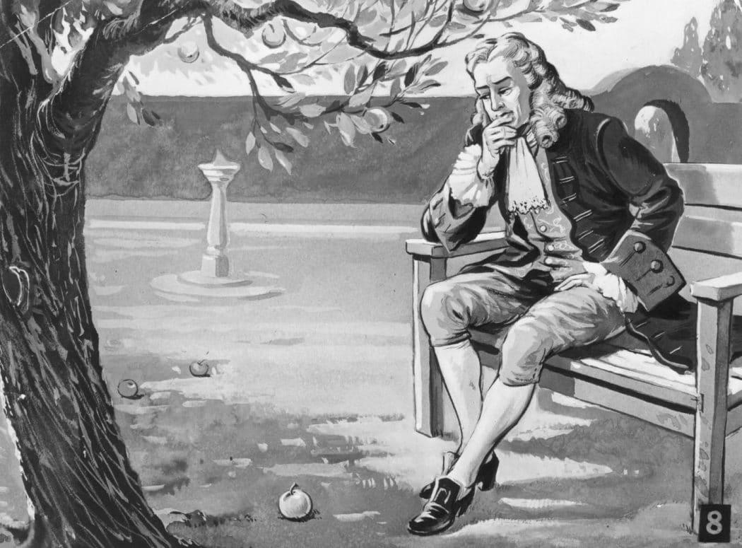سیب نیوتن