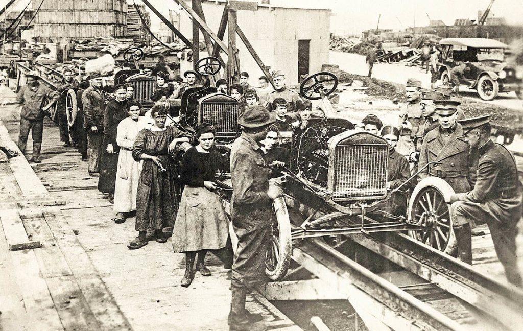 صنعت قرن نوزدهم