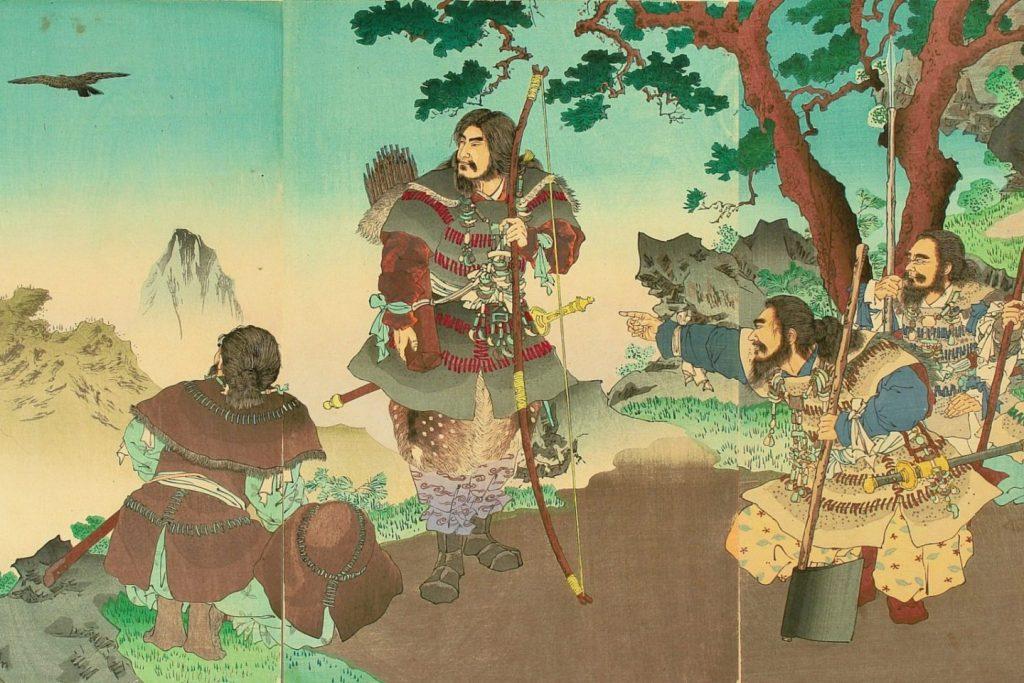اولین امپراطوری انسان خردمند در ژاپن منتشر شده توسط کافه کتاب